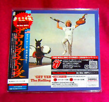 The Rolling Stones Get Yer Ya-Ya's Out MINI LP CD JAPAN UICY-93030
