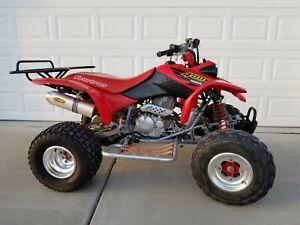 2000 Honda TRX400EX 400EX 400 EX TRX