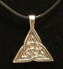 & Necklace Plus Other Necklace Choices � Irish Norse Viking Celtic Knot Pendant