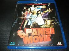 "BLU-RAY NEUF ""SPANISH MOVIE"" Leslie NIELSEN / film parodique"