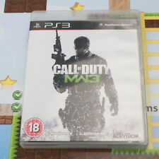 CALL OF DUTY MODERN WARFARE 3 (COD MW3) - SONY PS3 PLAYSTATION 3 GAME - VGC