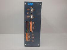 CS6406 TDE AUTOMAZIONE VICENZA CS6406 / POWER SUPPLY USATO