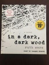 In a Dark, Dark Wood by Ruth Ware (2016, CD, Unabridged) Excellent Cond 8 cd