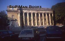 EKTACHROME 35mm Slide France Nimes Maison Carree Roman Temple Old Cars Man!!!