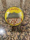 Vintage Eastside Beer Ball Tap Knob Handle - 1940s/50s - Los Angeles, CA