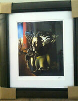 """""""St. John on the Cross"""" by Salvador Dali  Limited Edition Giclee 21 of 95"""