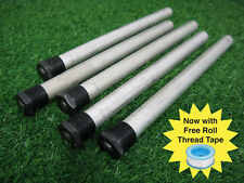 Caravan Hot Water Anodes Anode rods suit Suburban HW services - 5 Pack