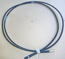 "SMA male Female cable DIN 1.0/2.3 plug 78"" Andrew Commscope C240-JMSF-78N LMR240"