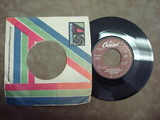 """MEL MCDANIEL- WHO'S BEEN SLEEPING IN MY BED/ RIGHT IN THE PALM OF YOUR 7"""" 45 RPM"""