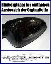 Negro Intermitente Cristal Moto Guzzi Norge 850/1200