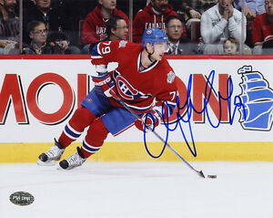 Andrei Markov SIGNED 8x10 Photo Habs Montreal Canadiens PSA/DNA AUTOGRAPHED