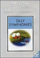 DISNEY TREASURES - Silly Symphonies - in 2 DVD con ologramma