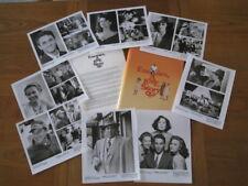 Enemies, A Love Story Movie Press Kit Anjelica Huston