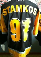 Steven Stamkos Authentic Sarnia Sting Autographed jersey CHL OHL Tampa