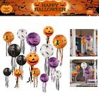 Halloween Pumpkin Paper Lantern Jack-O-Lantern with Whiskers For Halloween Part