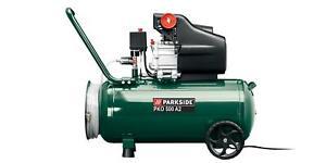 Druckluft Kompressor 50 l PKO 500 A2 Luftkompressor *B-Ware