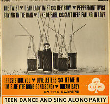 "THE SCAMPS ""TEEN DANCE & SING ALONG PARTY"" ROCK TWIST 60'S LP LEE HAZLEWOOD !"