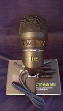Lewitt DTP-640-REX Dual Element Bass Drum Microphone. KILLER SOUNDING MIC!