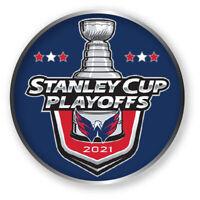WASHINGTON CAPITALS PLAYOFFS PIN 2020 - 2021 NHL STANLEY CUP FINALS ? HOCKEY