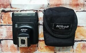 Nikon SB-400 Speedlite Shoe Mount Flash With Soft Case