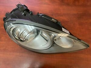 Porsche Panamera 4S Passenger Side Xenon HID Headlight 97063107025 OEM 10-13