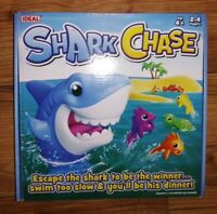 SHARK CHASE ELECTRONIC GAME COMPLETE LOVELY CONDITION IDEAL 2019 CHRISTMAS FUN