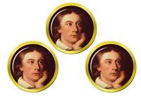John Keats Marqueurs de Balles de Golf