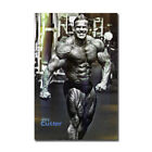 Jay Cutler Muscle Man Poster HD Print Bodybuilding Fitness Wall Art Decor 24x36