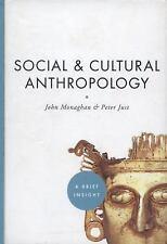 3 BRIEF INSIGHT BOOKS Consciousness + Social Cultural Anthropology + Statistics