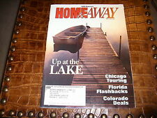 HOME AND AWAY  MAGAZINE MAY/JUNE 2001