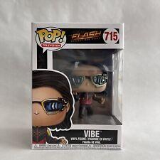 Funko Pop! Vibe The Flash Television DC Comics 715
