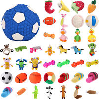 41Styles Pet Puppy Funny Chew Play Squeaker Squeaky Soft Plush Sound Cat Dog Toy