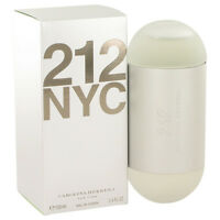 Carolina Herrera 212 Perfume Women Eau De Toilette Spray Fragrance New Authentic