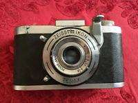 ZEISS IKON TENAX MIT NOVONAR-ANASTIGMAT 3,5/35mm  classic-camera-store DRESDEN