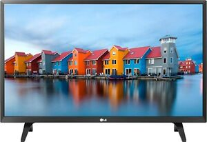 "LG 28"" HD 720p LED TV, Model 28LJ400B-PU with Remote and Stand and Manuals"