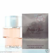 Premier Jour by Nina Ricci for Women Eau De Parfum 3.4 oz 100 ML Spray