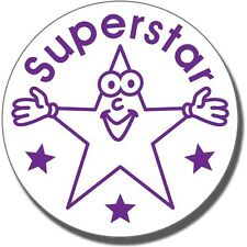 ST19 superstar pre-inked école marquage stamper services d'enseignement primaire