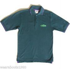 Cub Tipped Polo Boy's Shirt Bottle C30in