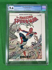 Marvel Graphic Novel 22 - Amazing Spider-Man: Hooky - CGC 9.6 WP - 1986