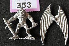 Citael C31 Chaos Balgorg Balrog Greater Demon Games Workshop Mint Metal Figure