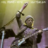 Neil Young Promise of The Real USA Tour 2019 Definitive Edition CD 2 Discs Case