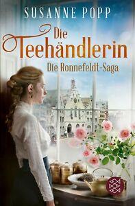 Buch Die Teehändlerin Susanne Popp Fischer