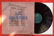 LA BOHÈME TZIPINE OPÉRA 33DTX30174 VG- VINYLE 33T LP