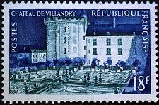 TIMBRE FRANCE NEUF N° 995 ** Château de Villandry / NEUF