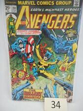 The Avengers #144 Feb The Hellcat Cometh! Lot 34