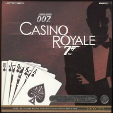Corgi James Bond 007 Casino Royale Aston Martin DB5 and DBS 2006 Raw First Shot