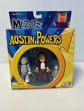 Vtg 2002 Mez-Itz Austin Powers Dr. Evil Mini Me Figure Set Movie