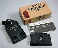 CONTAX Quick Shoe Adapter AT-1 for 645 N1 NX N Digital Camera Body