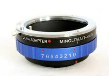 ULATA Lens Mount Adapter Sony Alpha Minolta AF to Micro 4/3 M43 MFT MAM43BL