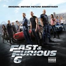 LIL WAYNE/USHER/MC JIN/+ - FAST AND THE FURIOUS 6  CD SOUNDTRACK/FILMMUSIK NEW+